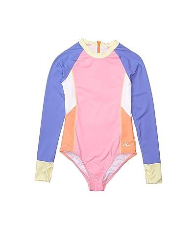 Hobie Kids Call Me Hobie Bodysuit One-Piece (Big Kids) (Multi) Girl