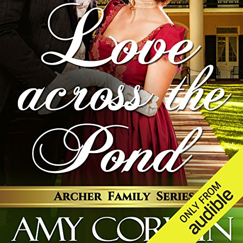 Love Across the Pond audiobook cover art