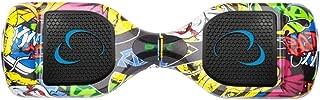 """SMARTGYRO X2 - Potente Patinete Eléctrico Hoverboard, Ruedas de 6.5"""" Antipinchazos, Batería de Litio 4400 mAh, Velocidad Máxima 12 Km/h, Certificado UL"""