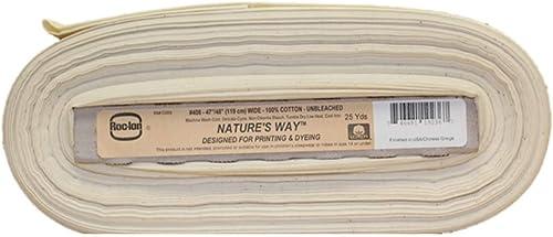 caliente Roc-LON Roc-LON Roc-LON unbleached-muslin naturaleza forma 48pulgadas, sin blanquear  barato y de alta calidad