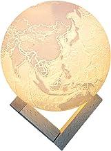 Lampara de Tierra 3.1inch 2 Colores Control Táctil Lamparas