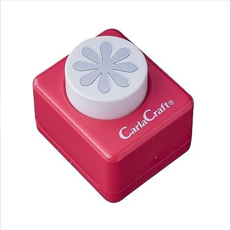 カール事務器 クラフトパンチ ミドルサイズ デイジー CP-2