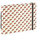 Hama Melons álbum de Foto y Protector - Álbum de fotografía, 11 x 15 cm, 20 Hojas, 1 Pieza(s), 180 mm, 130 mm