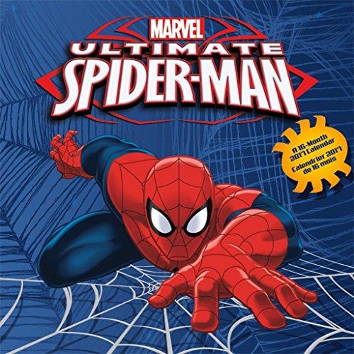 2017 Spider-Man Calendar - 12 x 12 Wall Calendar