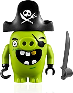 LEGO The Angry Birds Movie Minifigure - Pirate Pig (Set 75825)