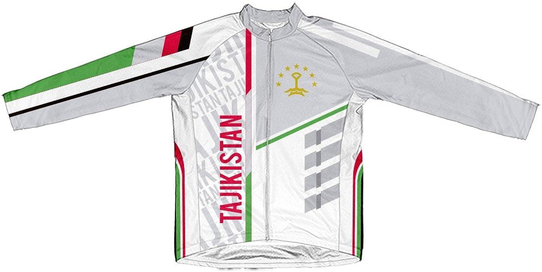 Tajikistan ScudoPro Long Sleeve Cycling Jersey for Women