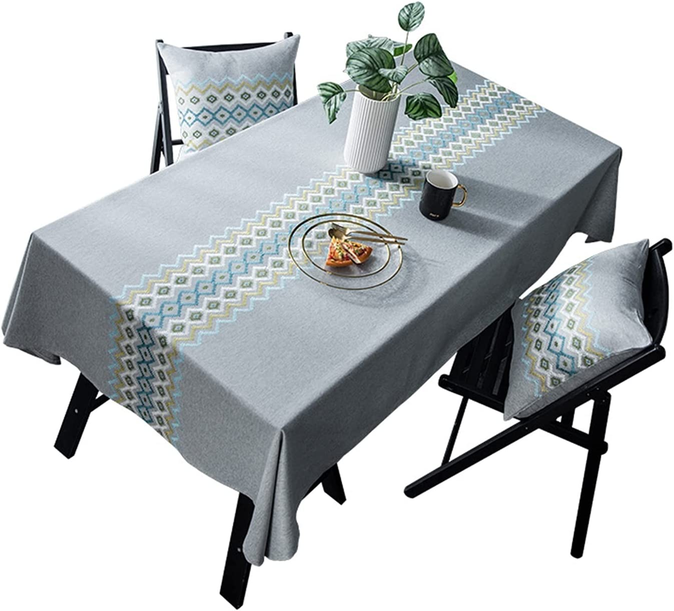 XINGTAO Tablecloth Flower Memphis Mall Special Campaign Designs Tablecl Solid Decorative Linen