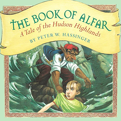 The Book of Alfar Audiobook By Peter W. Hassinger cover art