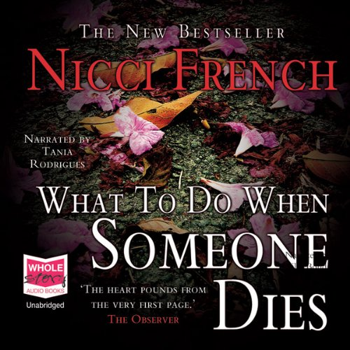 What to Do When Someone Dies cover art