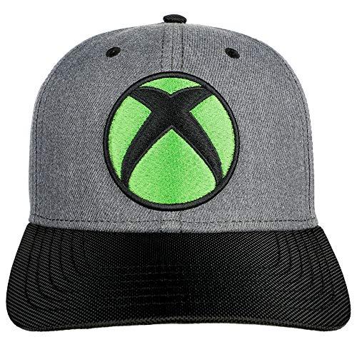 X-Box - Gorra con logotipo bordado en 3D
