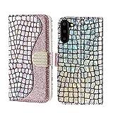 Happy-L Case pour Samsung Galaxy Note 10, Casse-Folio Antichoc avec Kickstand, boîtier Portefeuille...