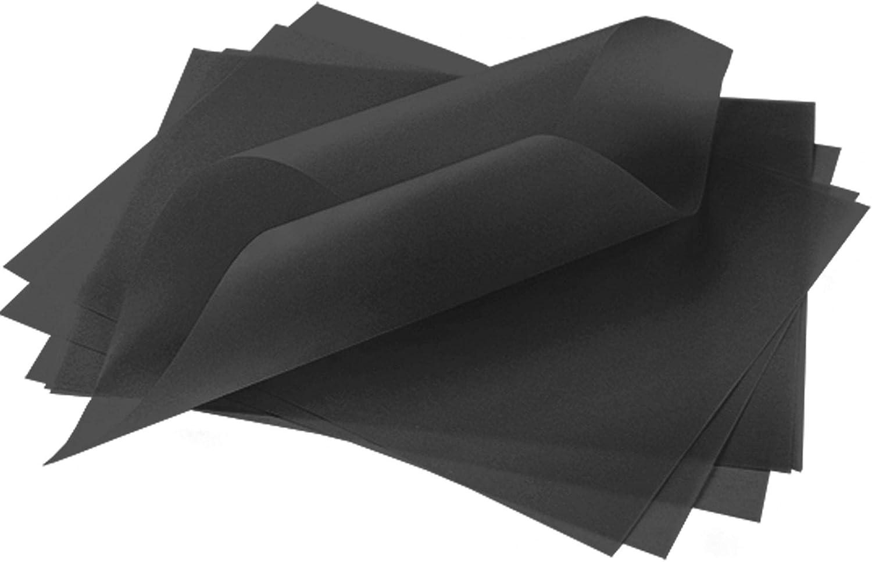 Ebony Black Translucent Vellum We OFFer at cheap prices - 8 1 Fashionable 11 Colors 30lb x Transpa 2