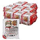 アイリスオーヤマ パック ごはん 国産米 100% 低温製法米のおいしいごはん 非常食 米 レトルト 180g×24個