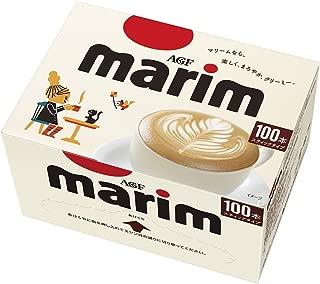 AGF マリーム スティック 100本 【 コーヒーミルク 】【 コーヒークリーム 】
