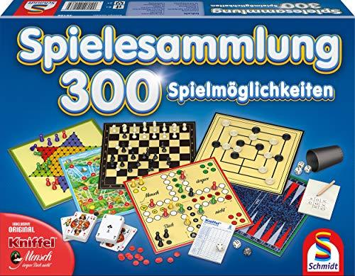 Schmidt Spiele Spielesammlung - 300 Spielmöglichkeiten