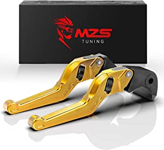 MZS 標準調整ブレ キクラッチレバ ゴ ルド 用 ホンダ グロム GROM JC61 JC75 MSX125 MLHJC618 モンキ 125 JB02 レブル MC13 CB125R JC79 CB250F MC43 CBR250R ABS...