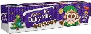 Cadbury Dairy Milk Buttons Tube (Box Of 12)