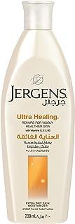 Jergens Ultra Healing Extra Dry Skin Moisturizer 200 ml, Pack of 1