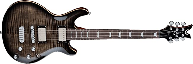 Dean ICON FM CHB Icon Solid-Body Electric Guitar, Charcoal Burst