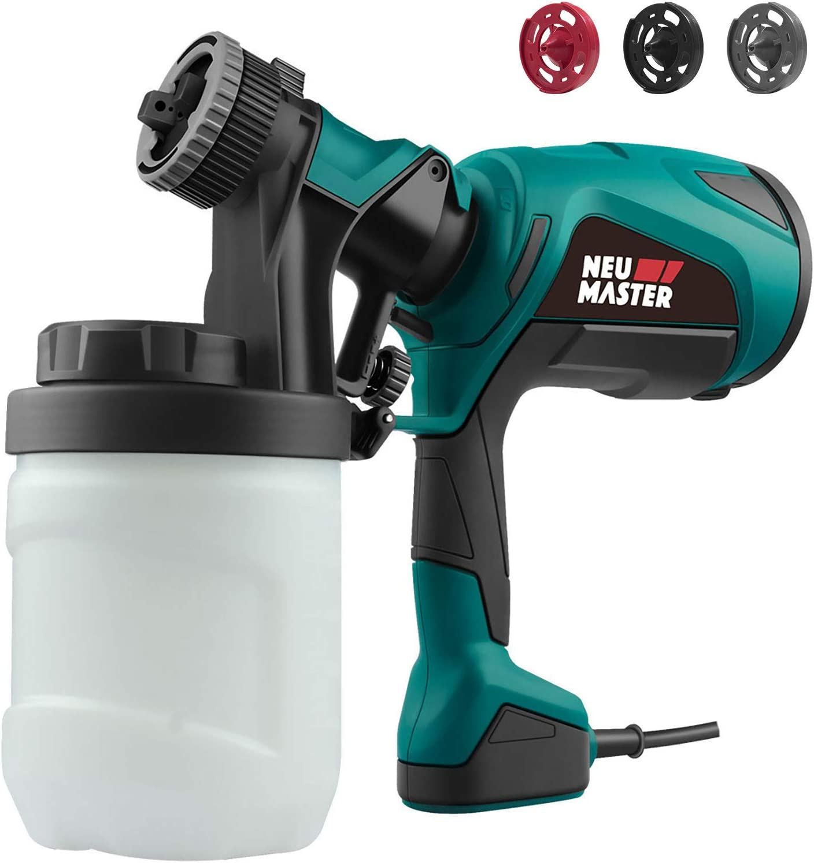 Paint Sprayer NEU MASTER NSG0070 Gun Spray Electric HVLP Max 73% OFF Surprise price