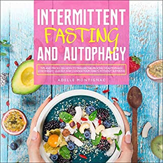 Intermittent Fasting and Autophagy cover art