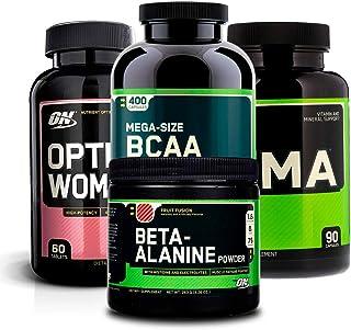Combo Opti-Women 60 + Bcaa 400 + ZMA 90 + Beta-Alanine ON