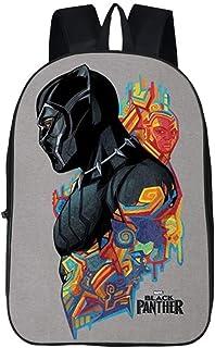 Black Panther Mochila Casual Mochila Casual Mochila clásica Moda General Ex-Gratia Mochila (Color : A15, Size : 29 X 16 X 42cm)