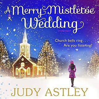A Merry Mistletoe Wedding cover art