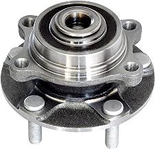 IRONTEK 513268 Front Wheel Hub Bearing Assembly 5 Lugs w/ABS Fit 2003-2007 Infiniti G35 RWD, 2003-2009 Nissan 350Z