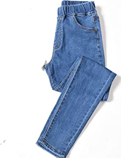 ShiFan Donna Pantaloni A Vita Alta Matita Casuali Eleganti Stretti Elasticizzati