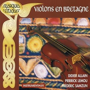 Violons En Bretagne - Collection Musiques Celtiques (12 Morceaux Instrumentaux)