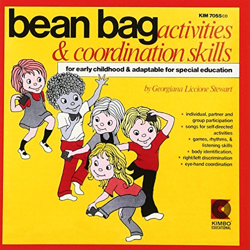 Top 8 bean bag activities and coordination skills cd for 2020