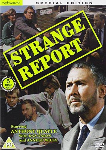 Strange Report Complete [DVD]