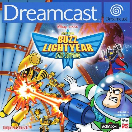 Captain Buzz Lightyear of Star Command
