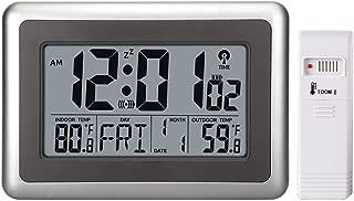 freestanding outdoor garden clock