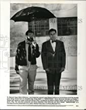 1981 Press Photo Robin Williams & Robert DeNiro in Awakenings - cvp44383 - 10.25 x 8 in. - Historic Images