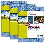 ALCLEAR Poliertücher 2-Seiten-Allrounder für Auto Motorrad & Poliermaschine, Detailing Mikrofaser...