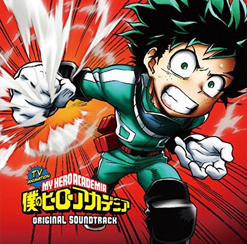 My Hero Academia (Original Soundtrack)