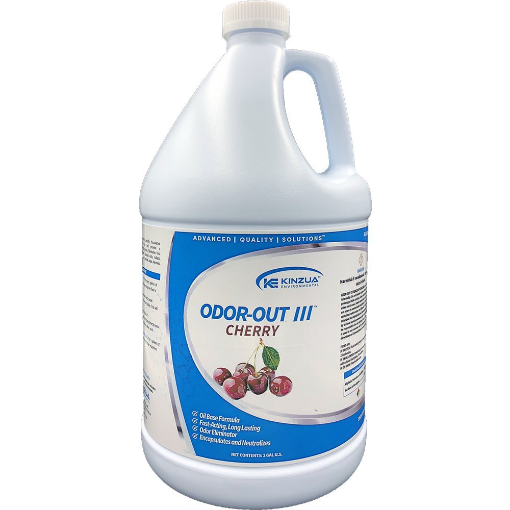 Odor-Out Quantity limited Award-winning store III Cherry: Extra-Strength Petroleum Eliminat Odor Base