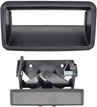 Sentinel Parts Tailgate Handle and Bezel Kit for Chevrolet GMC Pickup Truck 15991785 15991786