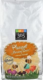 365 Everyday Value, Pleasant Morning Buzz Vienna Roast Whole Bean Coffee, 24 oz