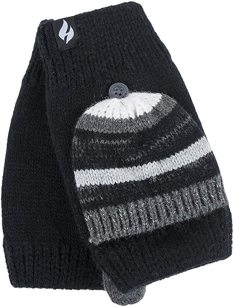 Heat Holders Ladies Womens Winter Warm Thermal Bronte Converter Glove Mittens