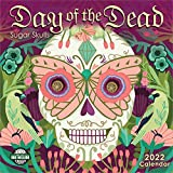 Day of the Dead 2022 Wall Calendar: Sugar Skulls
