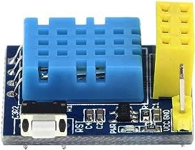 Stayhome ESP8266 ESP-01 ESP-01S DHT11 Temperature Humidity Sensor Module ESP8266 WiFi NodeMCU Smart Home IOT DIY Kit (Without ESP Module)