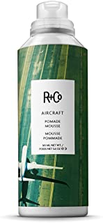 R+Co Aircraft Pomade Mousse, 165ml