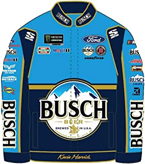 SMI Properties Kevin Harvick 2019 Busch Uniform NASCAR Pit Jacket