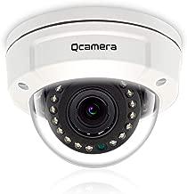 Q-camera Dome Security Camera 1080P 4 in 1 TVI/CVI/AHD/CVBS 1/2.7
