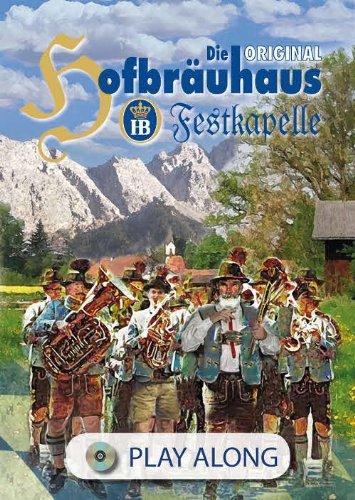 Blasmusik Play Along - Vol.1 - Set 1 - Flöte & Eb-Klarinette