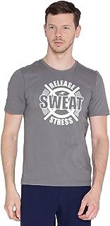 Alcis Grey Men's T-Shirt