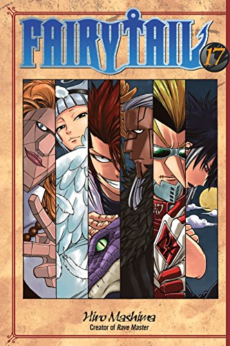 Fairy Tail Vol. 17 (English Edition)